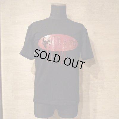 画像1: LIFE IS OVER T-shirts black