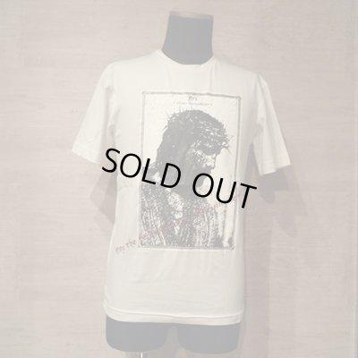 画像1: Jesus Christ T-shirts white