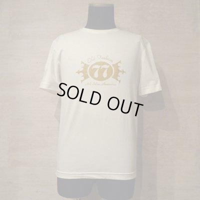 画像1: 77 college T-shirts white