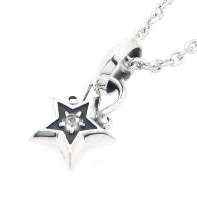小さな星のペンダント スターライトチャーム