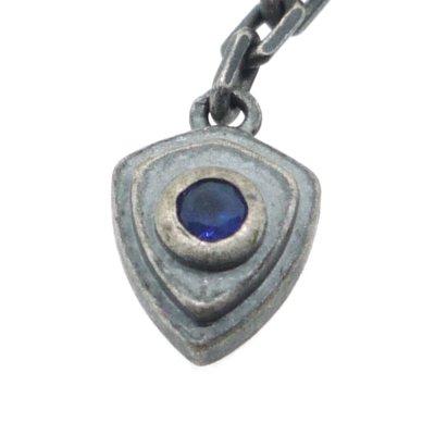 エンブレムピアス|Ark silver accessories