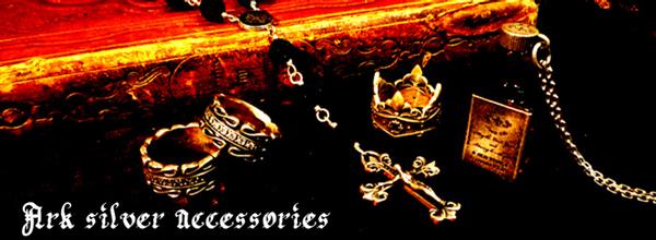 シルバーアクセサリー ブランド Ark silver accessories(アークシルバーアクセサリーズ)